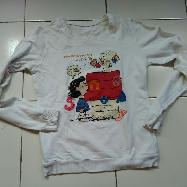 #clearancesale Kaos Lengan Panjang