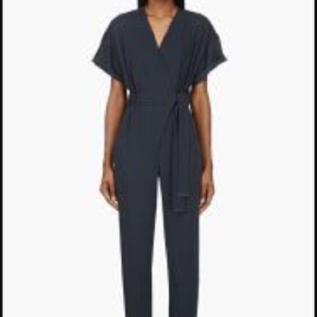 Price Drop - Kenzo Navy Jumpsuit