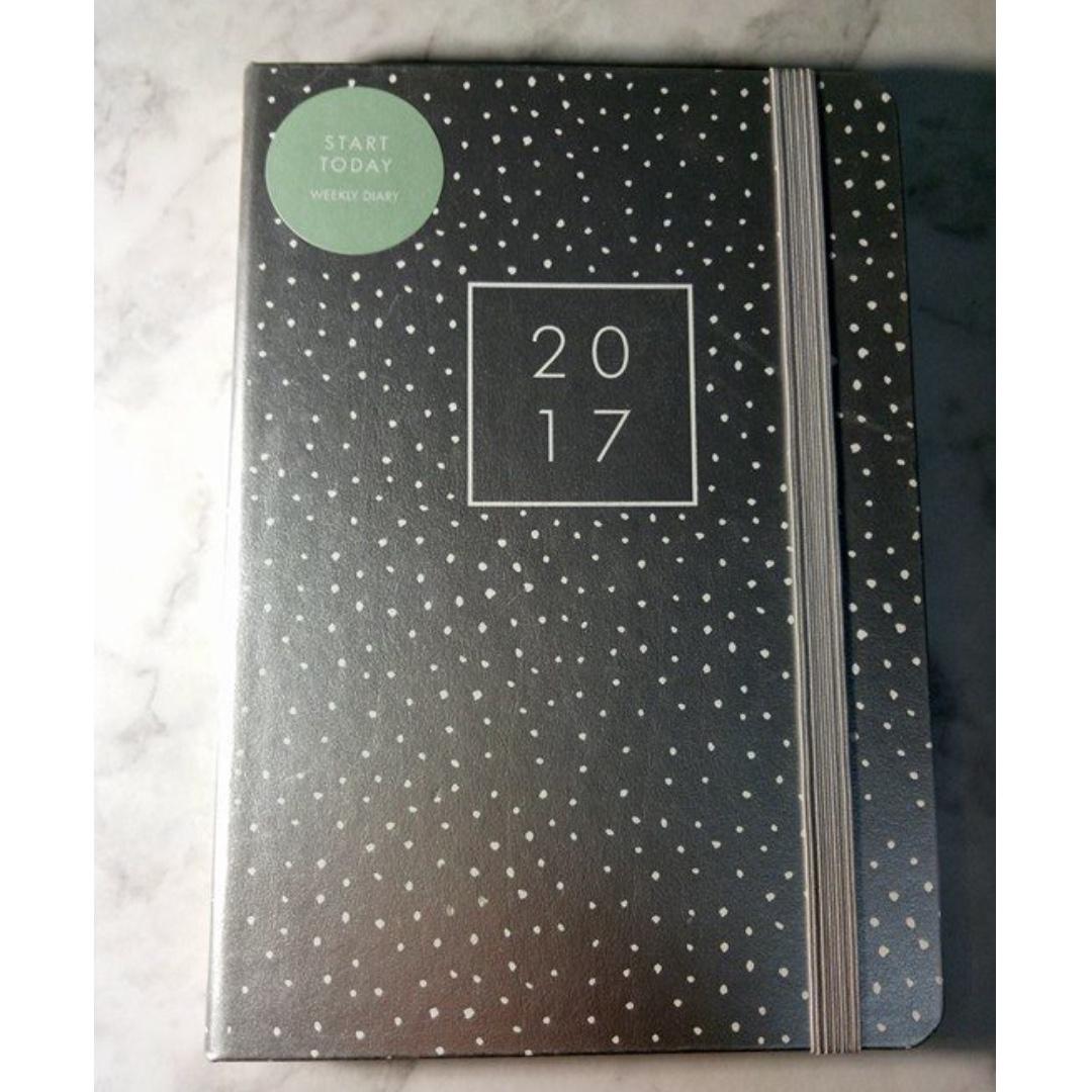 Kikki K 2017 Diary *Brand New*