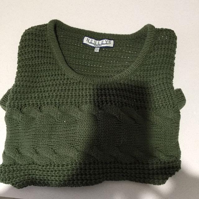 knit Wear HENLEYS