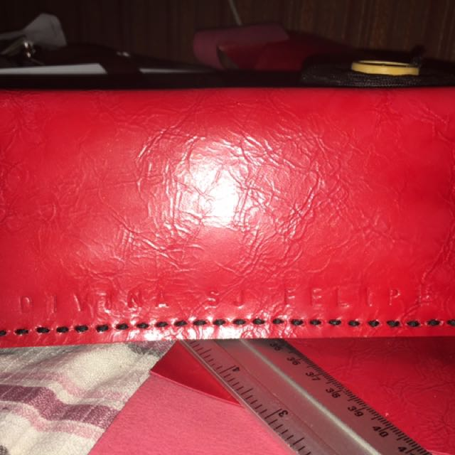 Leather Checkbook Holder