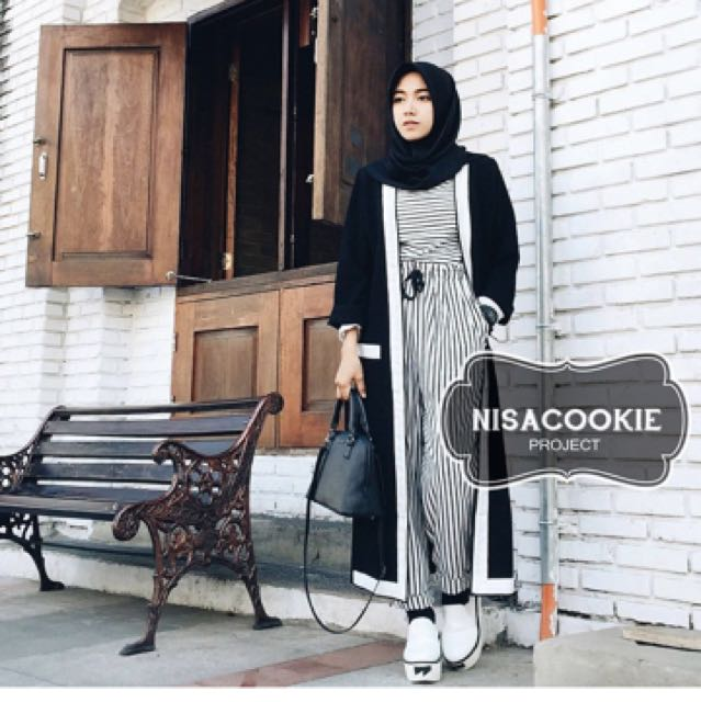 Long Outer By Nisa Cookie Project