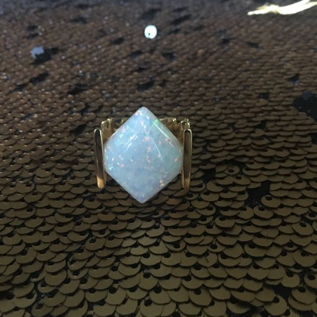Lotus Mendes Opal Luxe Ring RRP289