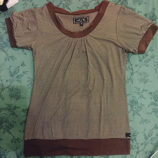 M & Co Top