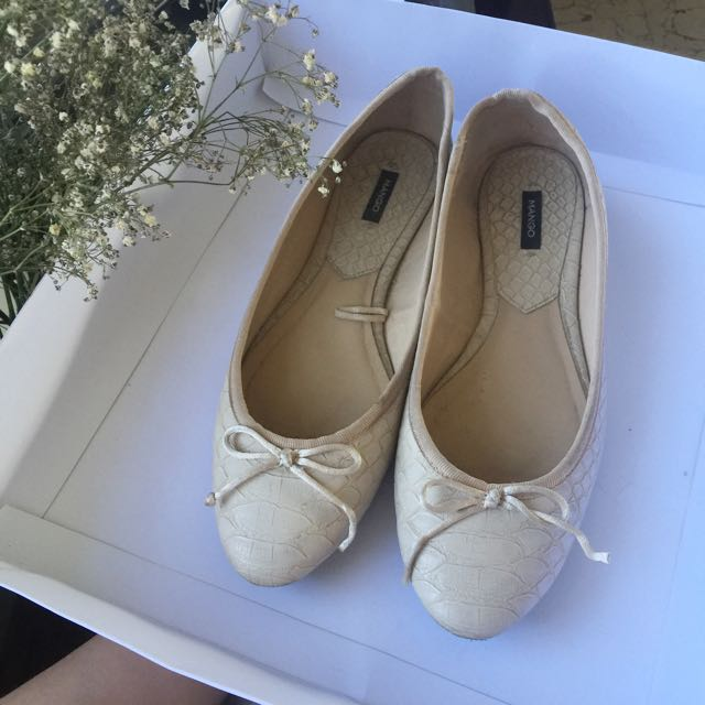 Mango Flat Shoes