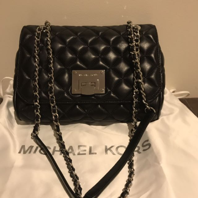 Michael KORS Small Sloan Quilted Bag