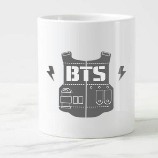 Mug BTS
