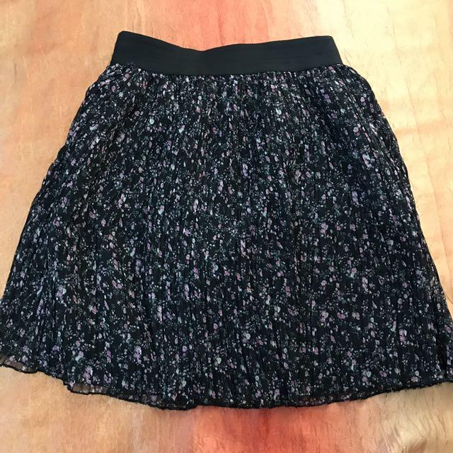 Nafnaf Floral Skirt