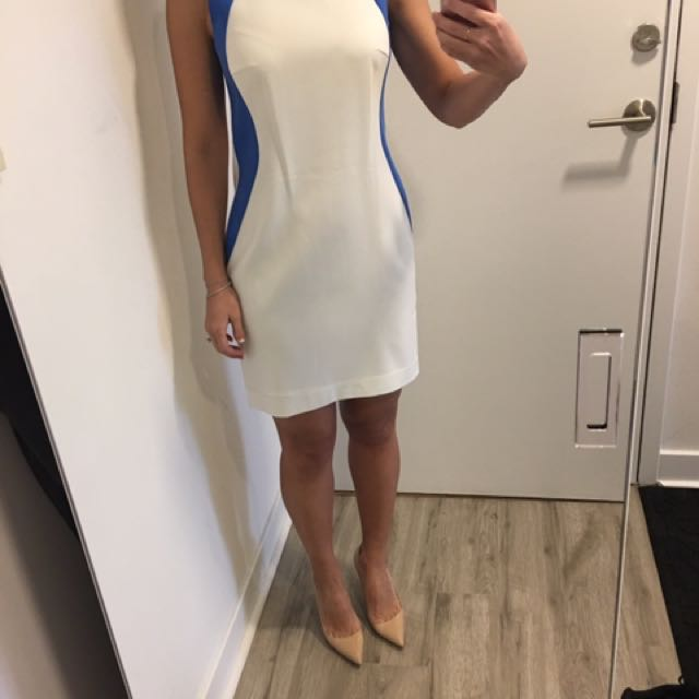 Nine West Cream Dress