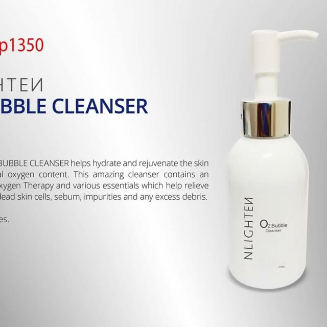 NLIGHTEN Bubble Cleanser