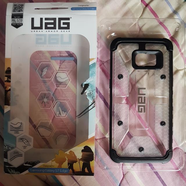 new arrival cdceb 614c6 Original UAG Case For Samsung Galaxy S7 Edge