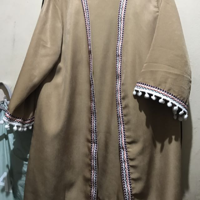 Outer Brown