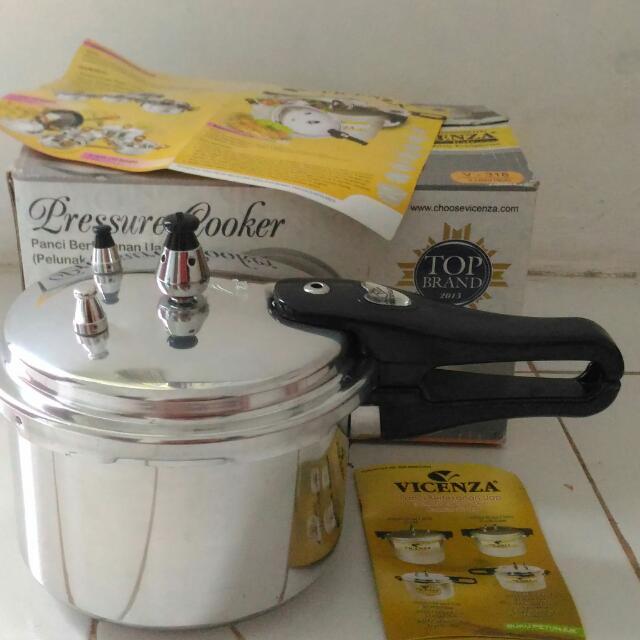 Panci Presto-pressure Cooker VICENZA