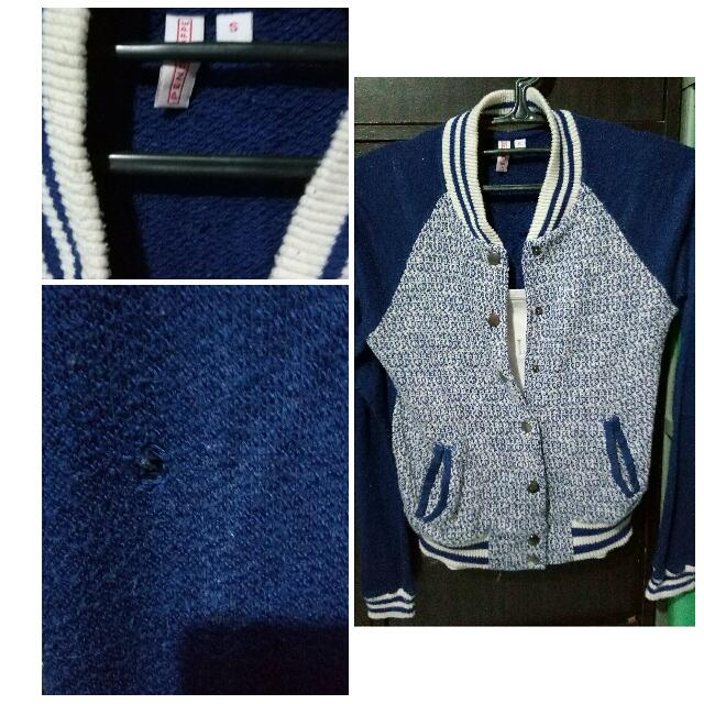 Penshoppe Knitted Jacket