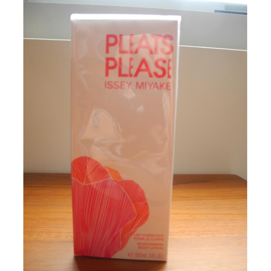 PLEATS PLEASE 渼體乳 150ml
