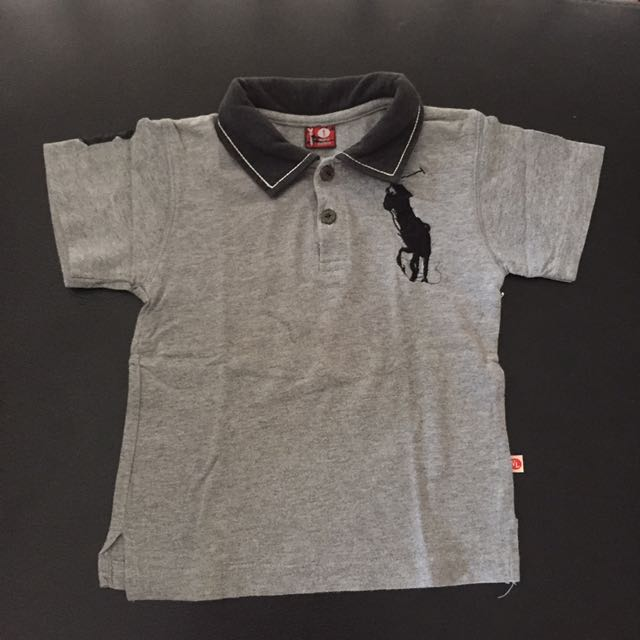 Polo Shirt Kids / Kaos Polo Anak