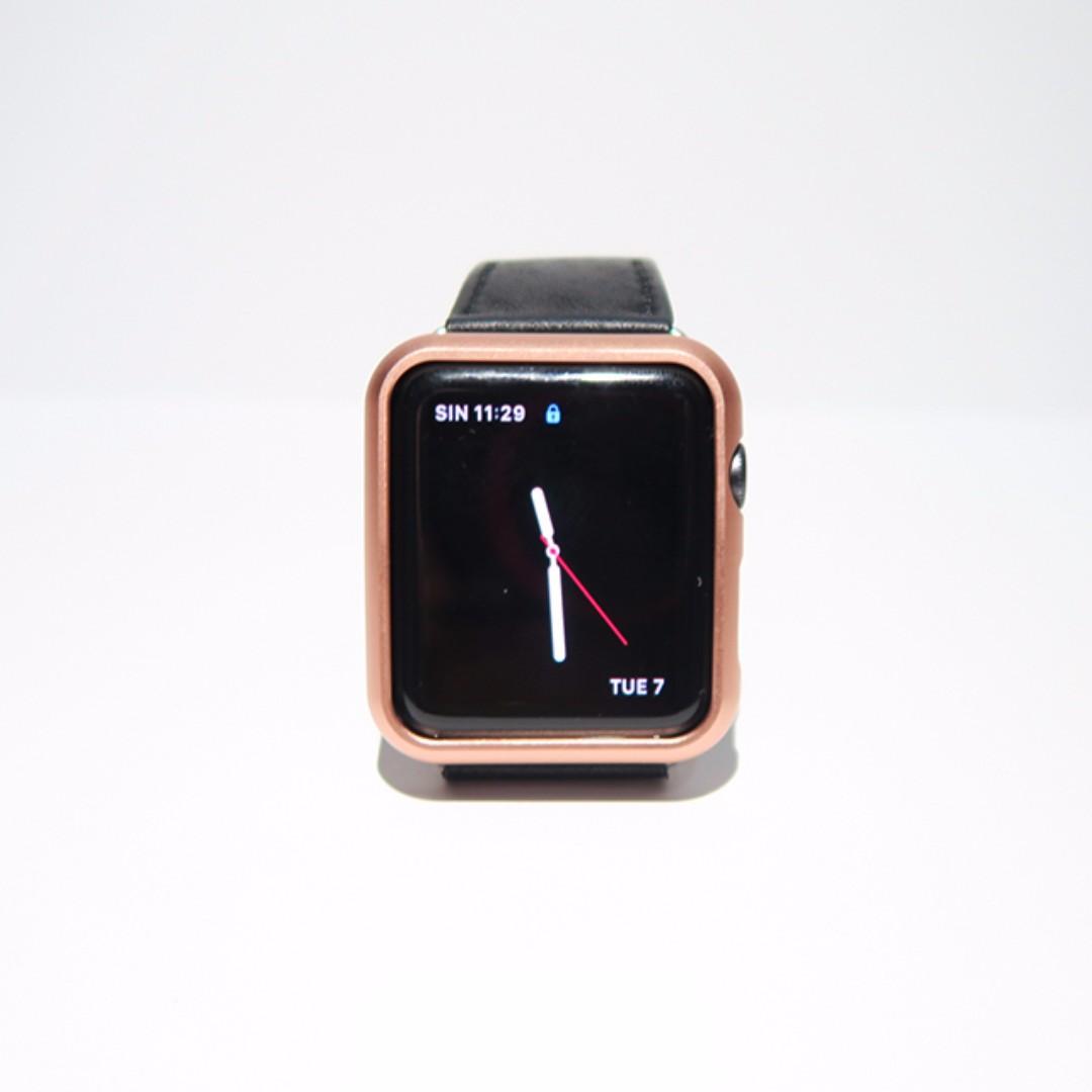 best service e1412 70492 [Promotion] Apple watch series 1/ series 2 aluminium bumper case 38MM/42MM