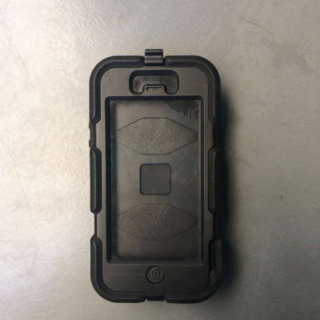 Protective Black iPhone 5 Case
