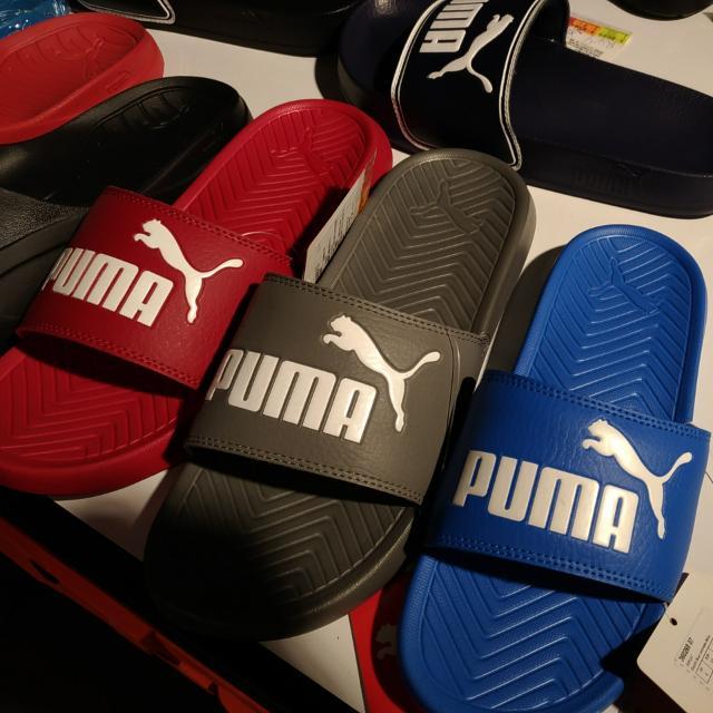 Puma 拖鞋