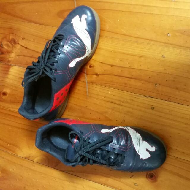 Puma Evo Power Indoor Soccer Shoes, US 10 UK 9