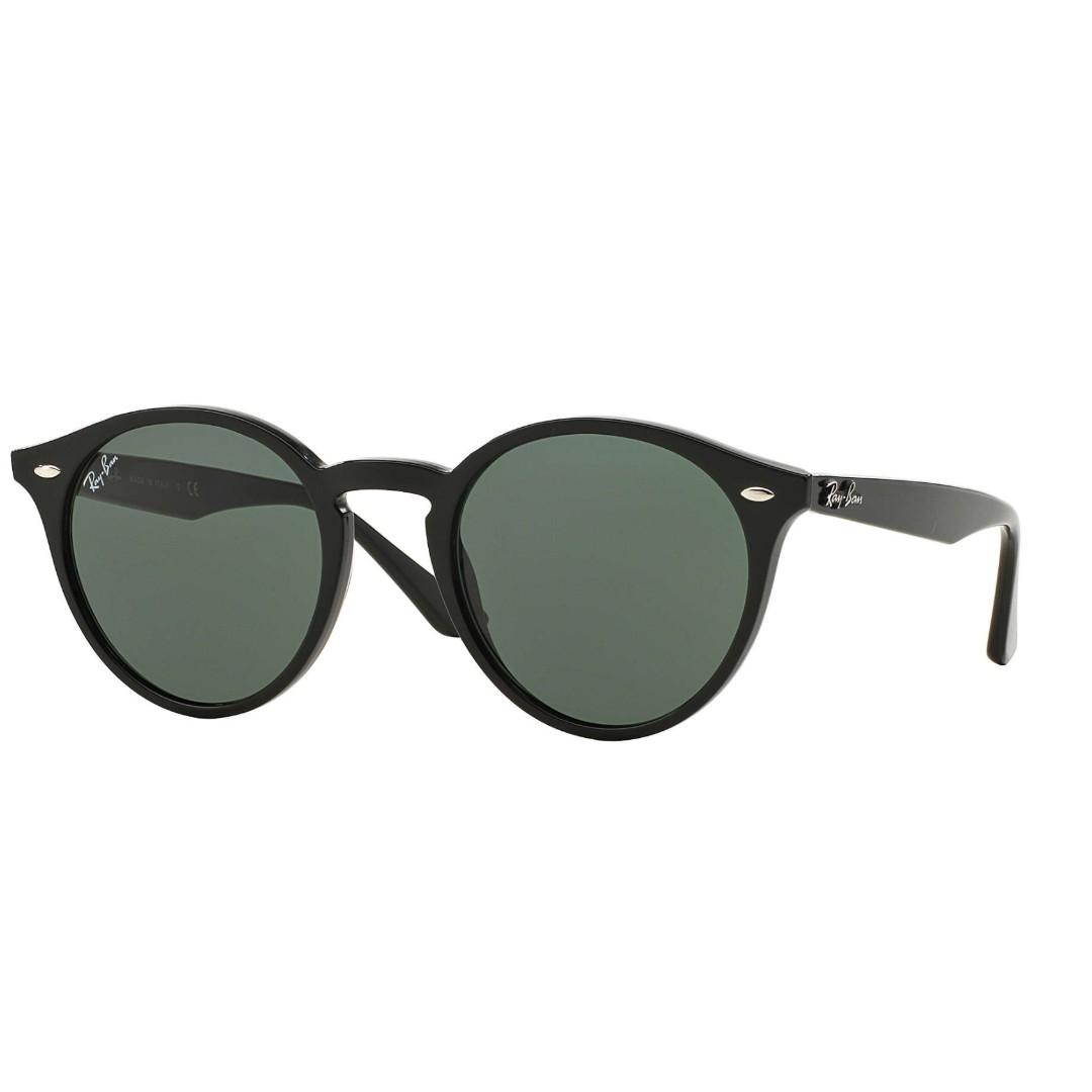 Ray-Ban black sunglasses + case