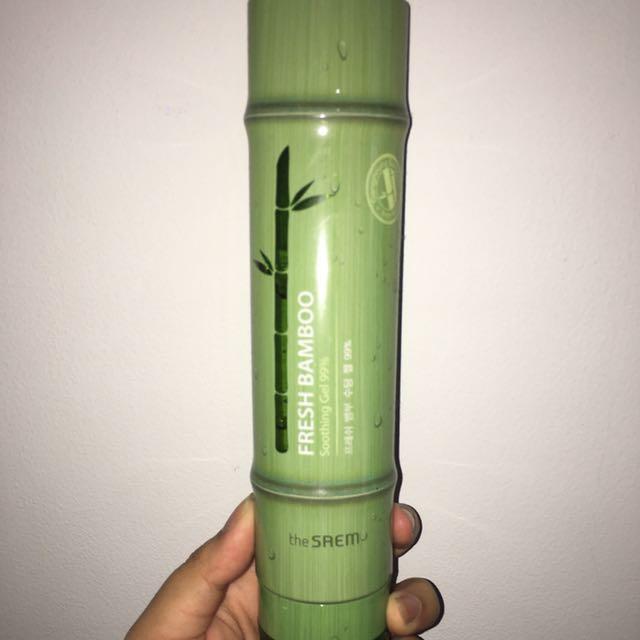 Saem Bamboo Aloe Vera Lotion