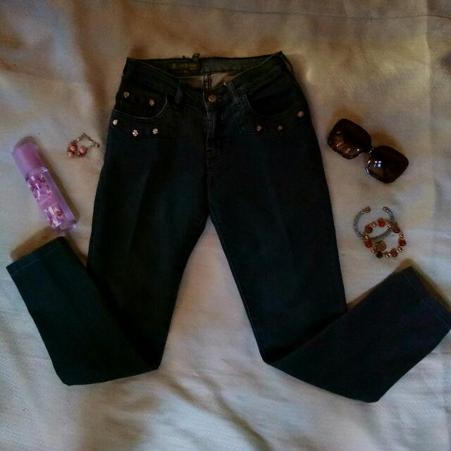 Sale!  Black Skinny Jeans