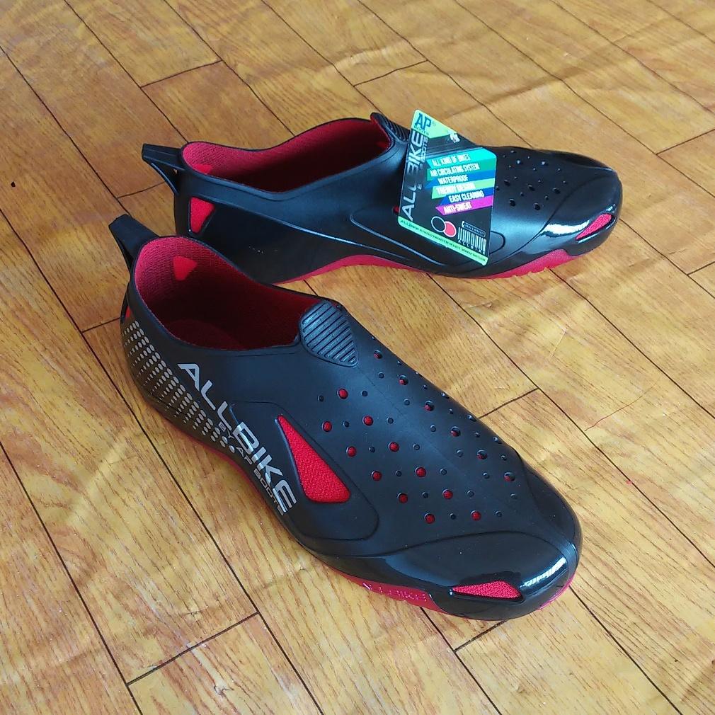 Sepatu ALLBIKE utk BerSepeda 4b1f57d715