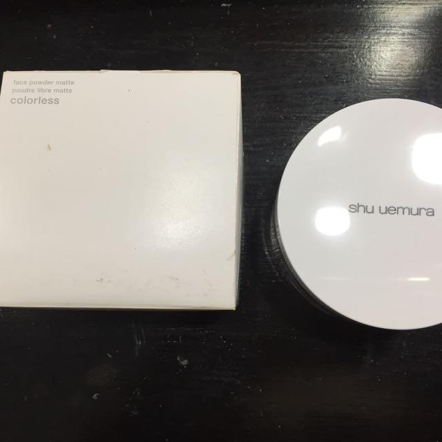 Shu Uemura Loose Powder