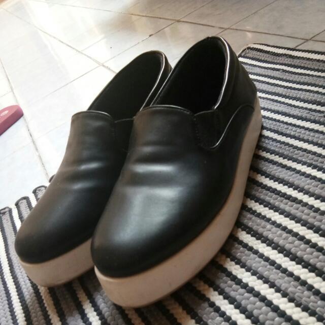Slip On Black 13th Shoes