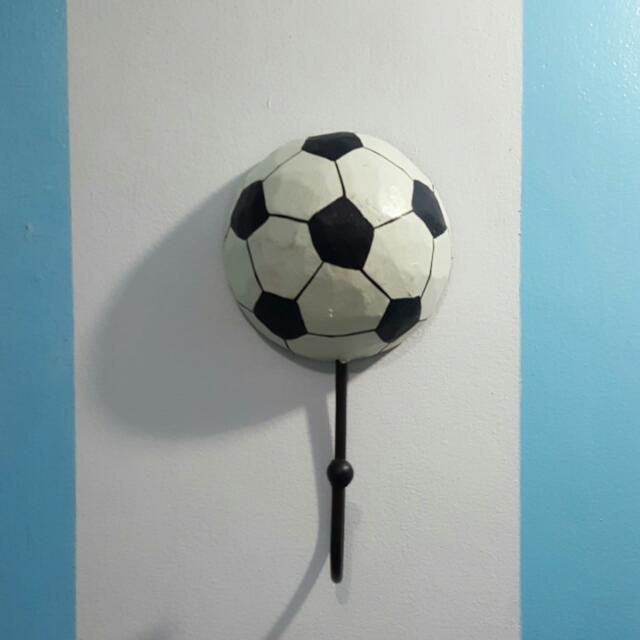 Soccer Ball Hanger