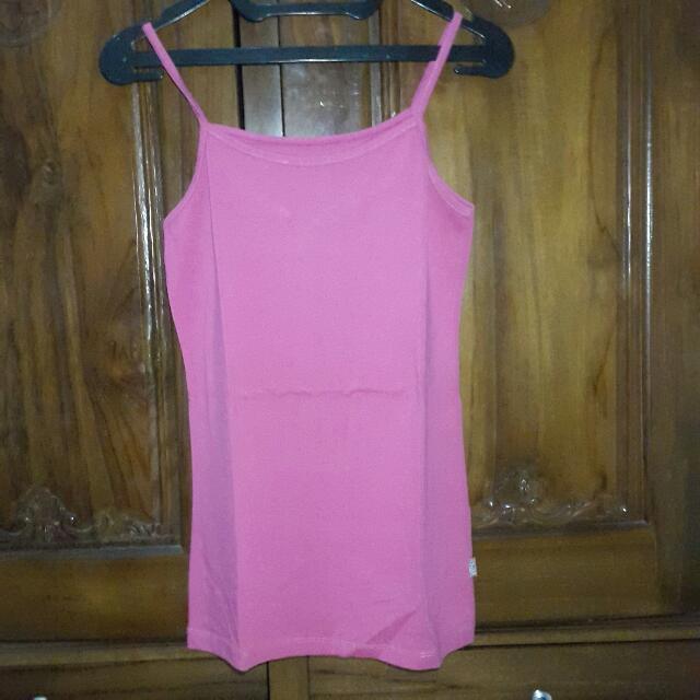 Tank Top Pink Fanta