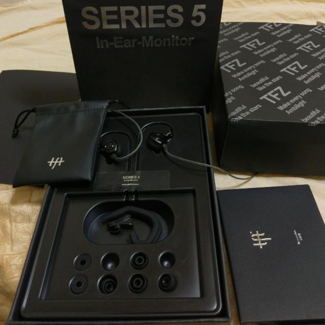 TFZ series 5高級耳機