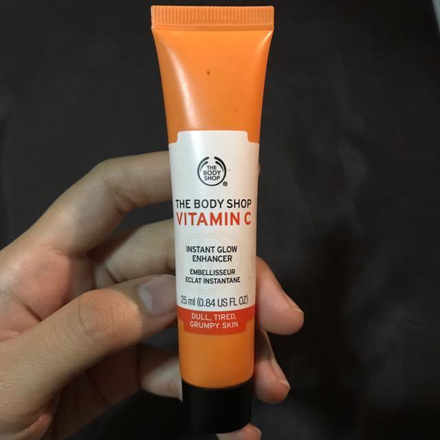 The Bodyshop Vitamin c
