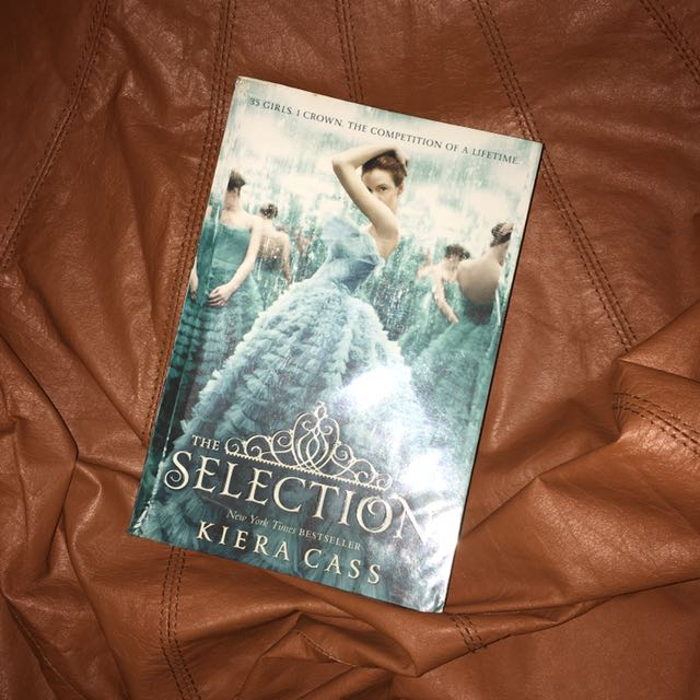 The Selection & The Elite - Kiera Cass