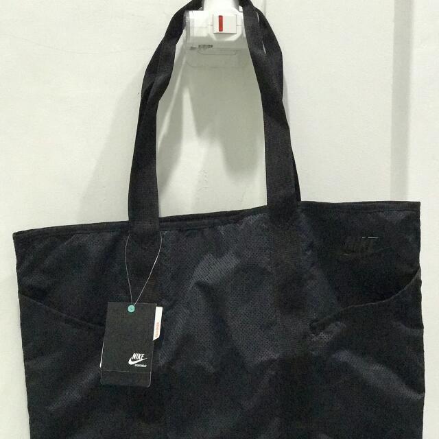 Tote Bag Nike Black #jatuhharga