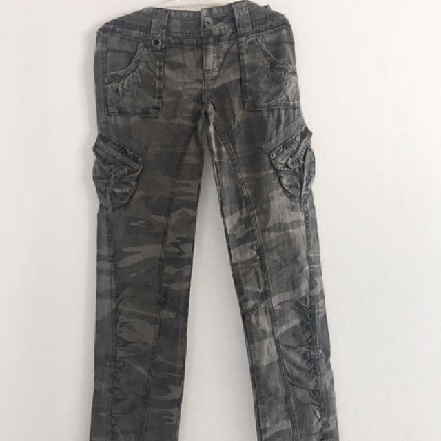 Tough Camouflage Pants