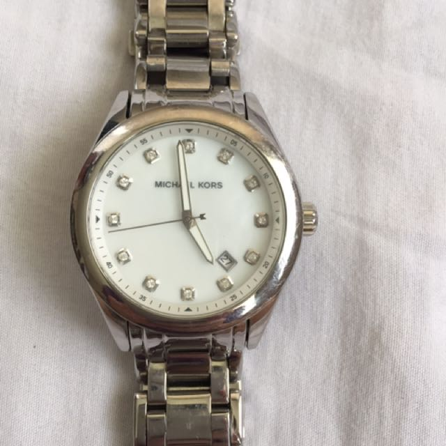 Used Authentic MK Watch