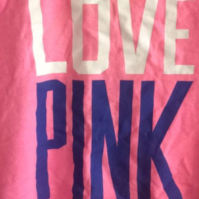 Victoria Secret Love Pink Jumper