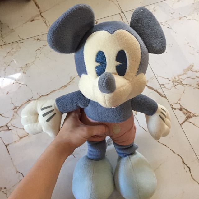 VINTAGE MICKEY MOUSE PLUSH TOY DISNEY