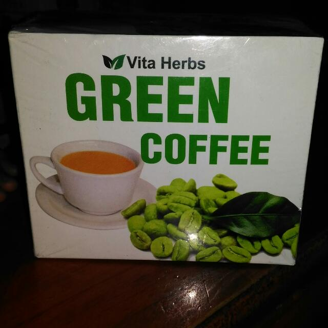 vita herbs Green Coffee
