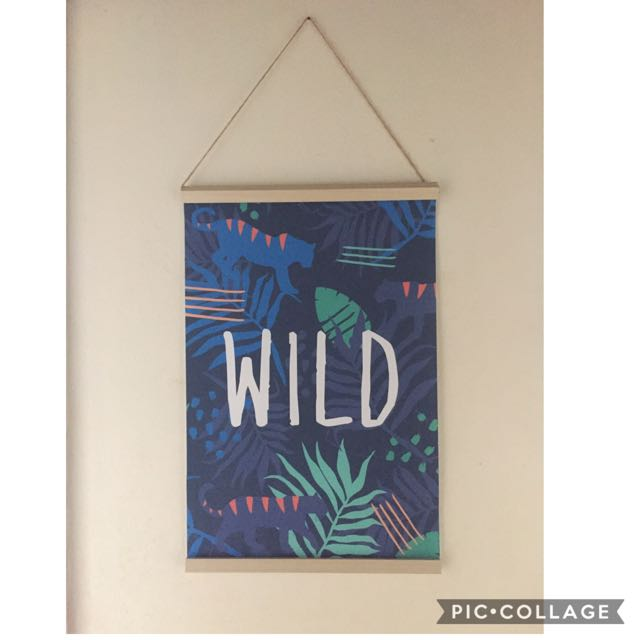 """Wild"" Poster"