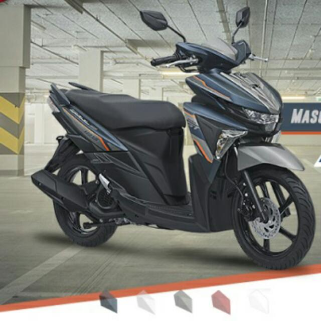 Yamaha Motor All New Soul Gt 125 Aks Sss