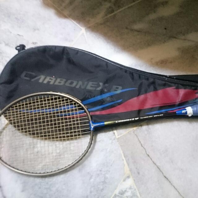Yonex Carbonex 8 Sp Full Carbon Shaft Sports Other On