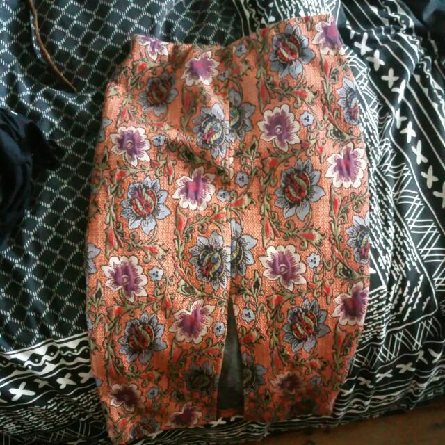 Zara Boho Hippie Skirt Size Small / 6