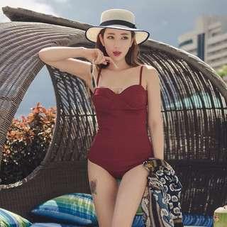 Brand New Instock 1 Piece Swimsuit/ Swimwear