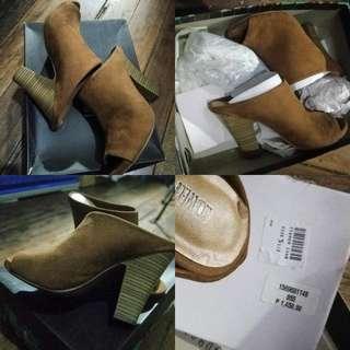 [Repriced] High Heeled Sandals