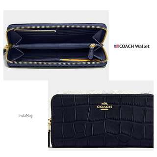 COACH LONG WALLET (Special Discount)
