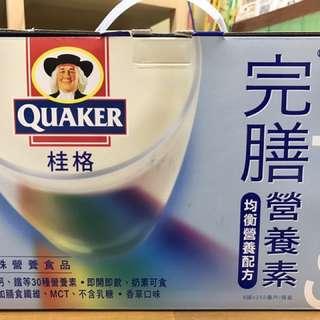 桂格完膳營養素 8入禮盒