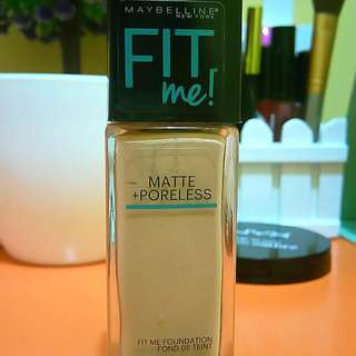 Maybelline Fit Me Foundation 230 Natural Buff